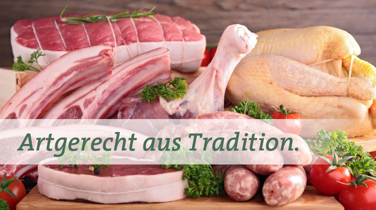 Artgerecht aus Tradition